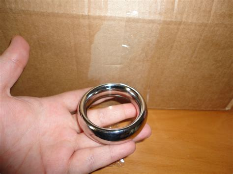 Stainless steel cock ring and anal plug jpg 4320x3240