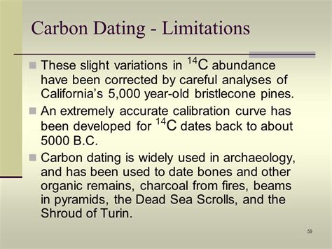 Carbon dating flaws doesnt carbon dating disprove the jpg 960x720